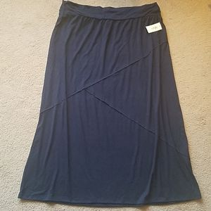 Style & Co Women's Maxi Skirt - Size 3X